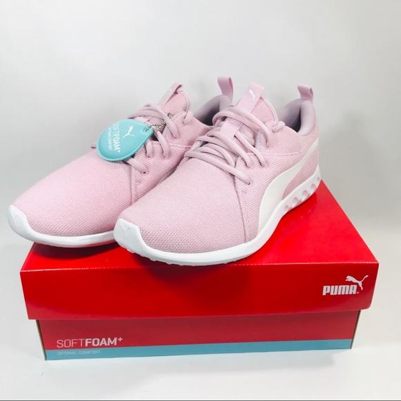 Puma Shoes | Puma Carson 2 Knit Orchid